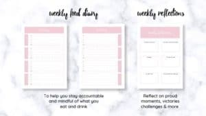 Instant download - diary and reflections